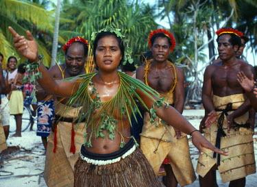 PAC1007 Te Kamei Tewai dancers