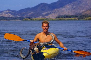 ZIM2497 Kayaking