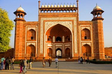 IND5239 Southgate to the Taj Mahal, Agra, India