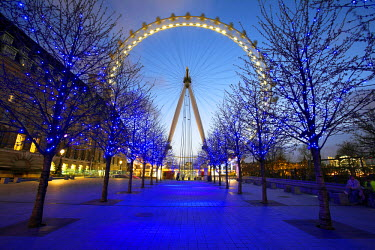 The British Airways London Eye, or simply the Eye for short, is a giant ferris wheel on the banks of the Thames constructed for London's Millennium celebrations. Also known as the Millennium Wheel it...