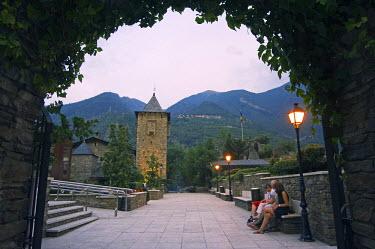 AND1009 Andorra La Vella Casa De La Vall Government House