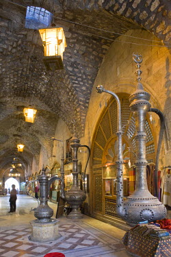 SY1155 The Souq ash-Shouna in Aleppo, Syria