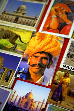 IND5429 India, Rajasthan. Images of one of India's most emblematic states - postcards from Rajasthan.