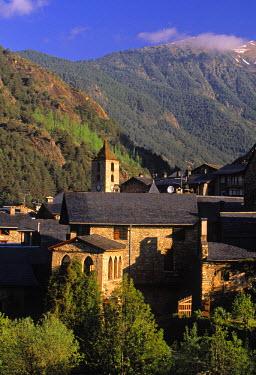 AN01003 Ordino, Andorra, Pyrenees