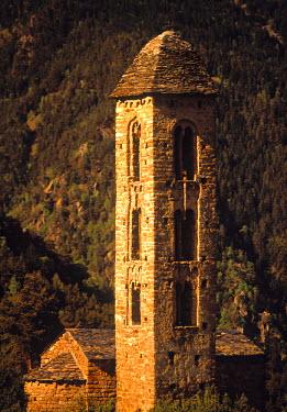AN01004 Sant Miquel D'Engolasters, Andorra, Pyrenees