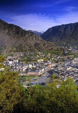 AN01005 Andorra La Vella, Andorra