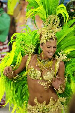 BZ01069 Rio Carnival, Rio de Janeiro, Brazil