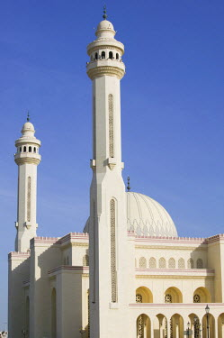 UE04031 Bahrain, Manama, Al Fatih Grand Mosque