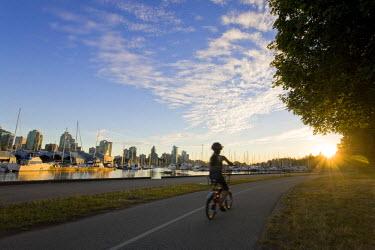 CA01093 Stanley Park, Vancouver, British Columbia, Canada