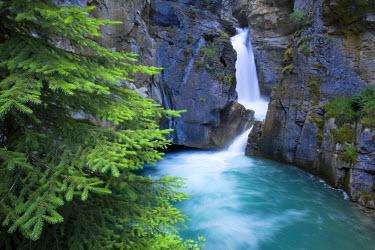 CA08157 Johnston Canyon,  Banff National Park, Alberta, Canada