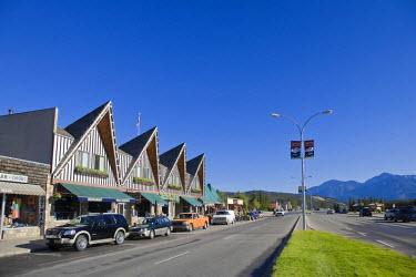 CA08210 Jasper Town Resort, Jasper National Park, Alberta, Canada