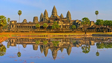 CM01028 Angkor Wat, Siem Reap, Cambodia