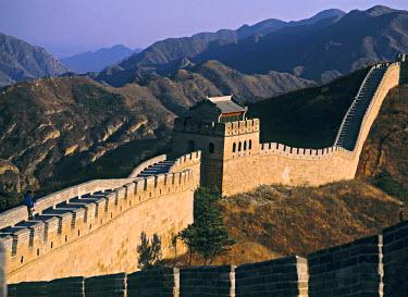 CN01059 Great Wall of China, Badaling, China