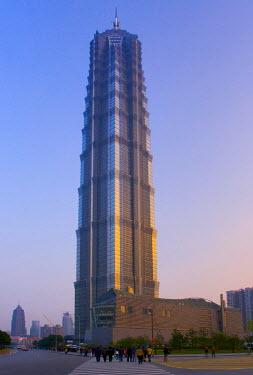 CN03057 The Jin Mao Tower, Pudong, Shanghai, China