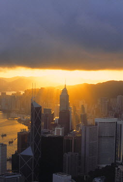 HK01025 Central, Hong Kong, China