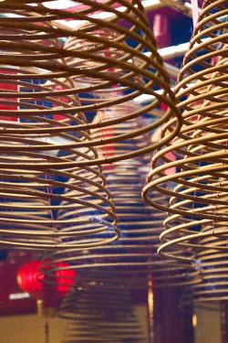 HK01166 Man Mo Temple, Hollywood Road, Hong Kong, China
