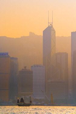 HK01211 Hong Kong Skyline, Hong Kong, China