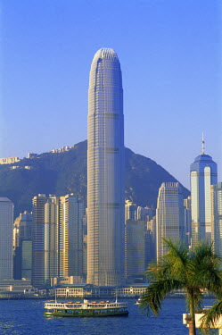 TPX8589 China, Hong Kong, City Skyline