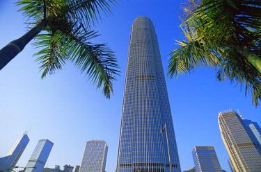 TPX8638 China, Hong Kong, Central, IFC, International Finance Centre Building