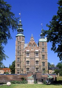 DK02007 Rosenburg Castle, Copenhagen, Denmark
