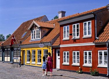 DK02009 Hans Christian Anderson House, Funen, Odense, Denmark