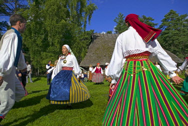 ET01058 Folk festival, Tallinn,  Estonia