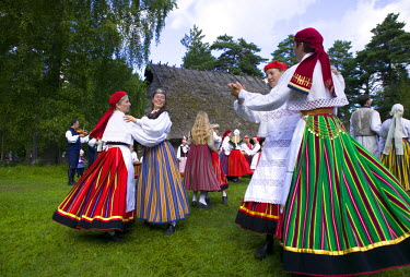 ET01059 Folk festival, Tallinn,  Estonia