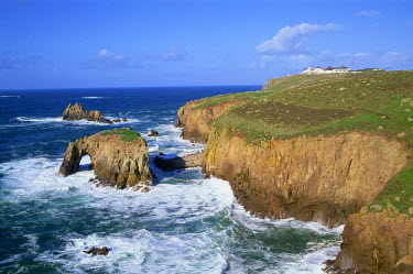 TPX10641 England, Cornwall, Lands End