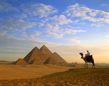 TPXE0156 Egypt, Giza, The Pyramids
