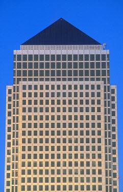 UK01038 Canary Wharf, London, England