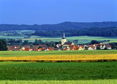 DE06108 Gebsattel, nr. Rothenburg, Bavaria, Germany