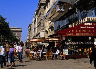 FR01255 Champs Elysees, Paris, France