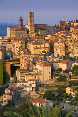 FR02247 City Overview, Grasse, Provence, France