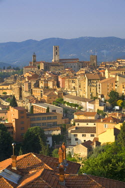 FR02250 City Overview, Grasse, Provence, France