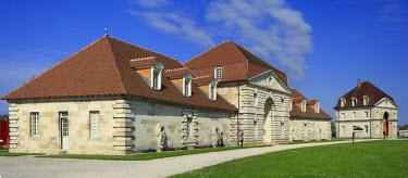 FR02374 Saline Royale (Royal Saltworks), UNESCO World Heritage site, Arc-et-Senans, Franche-Comte, France