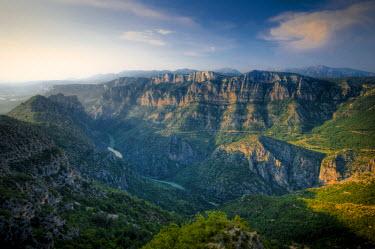 FR02435 France, Provence-Alpes-Cote d'Azur, Gorges du Verdon