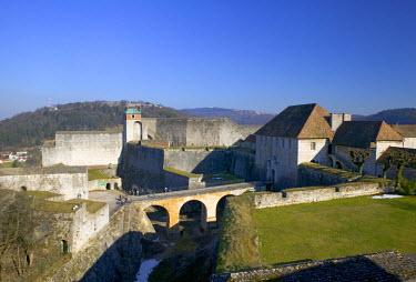 FR03064 Bescancon Citadelle, Besancon, Jura, France