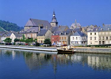 FR04011 Givet, Route des Fortifications, Ardennes, France