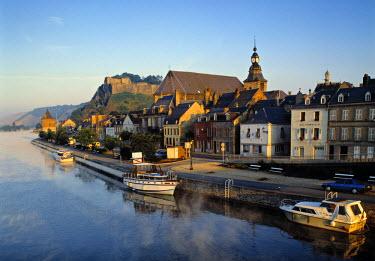 FR04013 Givet, Route des Fortifications, Ardennes, France