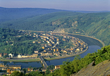 FR04017 Meuse River, Ardennes, France