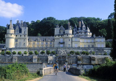 FR05078 Chateau d Usse, L'Indre Valley, Loire region, France