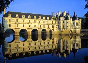 FR05079 Chateau de Chenonceaux, Loire Valley, France
