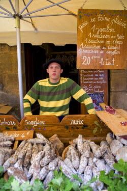 FR05198 Sarlat Markets, Sarlat, Dordogne, France