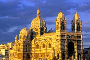 FR07129 Cathedrale de la Major, Marseille, France