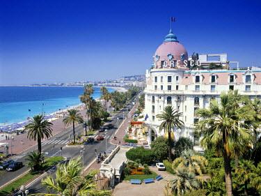 FR07185 Negresco Hotel, Nice, Cote D'Azur, France