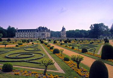 FR08023 Chateau de Chenonceaux, Loire Valley, France