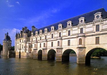 FR08024 Chateau de Chenonceaux, Loire Valley, France