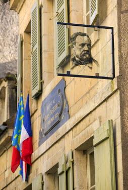 FR08101 Birthplace of Louis Pasteur, Dole, Jura, France