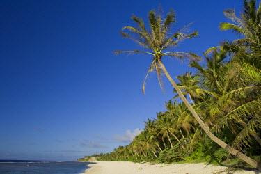 GU01009 Beach, Ritidian Point, Guam (USA), Micronesia