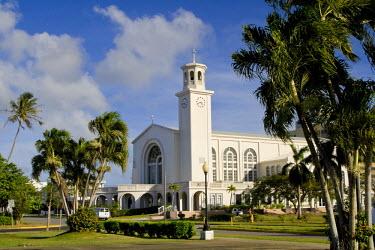 GU01015 Dulce Nombre de Maria Church, Hagatna, Guam (USA), Micronesia